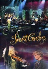 Secret Garden - A Night With Secret Garden [New DVD]