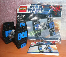 LEGO Polybag 8028 STAR WARS TIE Fighter Poly Bag Vehicle Brick Guerre Stellari