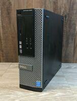 DellOptiplex 3020 SFF i5-4590@3.30GHz,8GB RAM,500GB HDD DVDRW