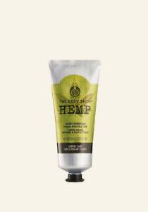 The Body Shop Hemp Hand Protector 100ml New
