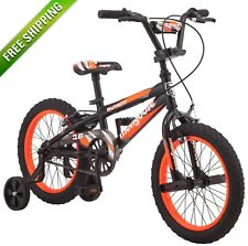 Boys Bike Kid Bikes Children Kids BMX Boy Bicycles With Training Wheels 16 Inch