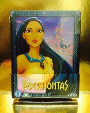 STEELBOOK Blu-ray Pocahontas [ Zavvi  limited  4000 Ex ]