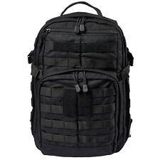 5.11 Tactical Rush12 2.0 Rucksack Backpack - Black One Size