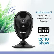 ANNKE 1080P Wireless Security Indoor WIFI 2.0MP Video Camera IFTTT Cloud Storage