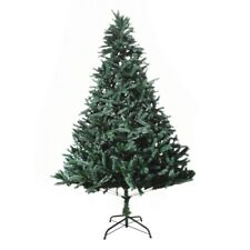 ALEKO Traditional Artificial Indoor Christmas Holiday Green PE/PVC Tree 10 ft