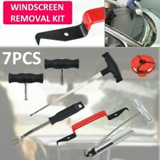7Pcs/Set Professional Windshield Removal Automotive Wind Glass Remover Tools Kit