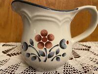 Vintage Hearthside Cumberland Brambleberry Coffee Creamer