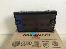 """Orig VW Golf 7 5g Discover Media Touchscreen Control Panel 8 """" Inch 5G6919605A"""