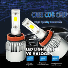 CREE LED Headlight Kit H8 H9 H11 1500W 225000LM 6000K Low Beam Fog Bulbs White