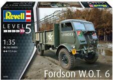 Fordson W.O.T. 6 1:35 Plastic Model Kit REVELL