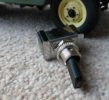 Land Rover Series Suitable Quality Lucas Type Red LED Toggle Switch 2 position