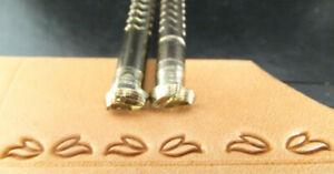 KELLY MIDAS [ PROFESSIONAL TOOLS  # 134 + 135 ] KELLY Leather Stamp Craft Tool