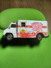 Maisto~Tonka~Hasbro - Mackenzie Rose Ice Cream Co  Truck