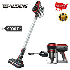 2-in-1 Cordless Upright Handheld Stick Vacuum Cleaner 9000Pa Sweeper Brush Tool