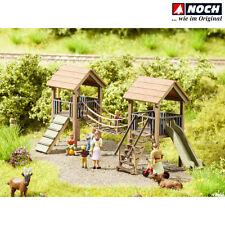 NOCH 14367 H0 Abenteuer-Spielplatz Laser-Cut minis ++ NEU & OVP ++