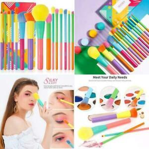 15pcs Makeup Brush Set Beauty Foundation Powder Eyeshadow Premium Synthetic
