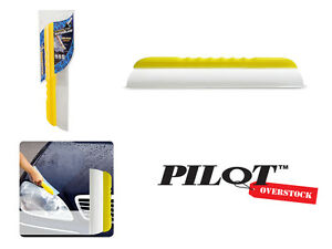 """Pilot Automotive 12"""" Soft N Dry Water Blade Squeegee Wiper - US Seller Ship Fast"""