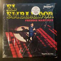 "Freddie Martinez ""El Embajador"" Vinyl Record LP  Tejano Tex-Mex"