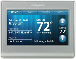 Honeywell Wi-Fi Smart Color Programmable Thermostat (RTH9580WF)