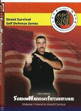 Hand to Hand Combat DVD / self defense/ street ready