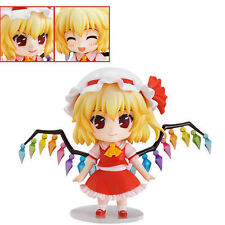 Cute! Touhou Project Flandre Scarlet PVC Figure Anime Toy Gift Nendoroid #136
