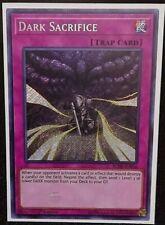 BLHR-EN056 Dark Sacrifice Secret Rare 1st Edition NM