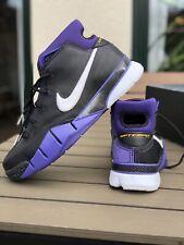 Original Nike Zoom Kobe 1 Protro Schwarz Lila Gr. 46 Neu!