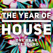 The Year of House  2014      CD    (Brand New)  Clean Bandit  Jess Glynne
