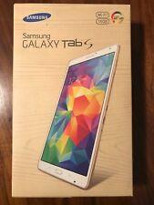 Samsung Galaxy Tab S SM-T700 16GB, Wi-Fi, 8.4in - Dazzling White