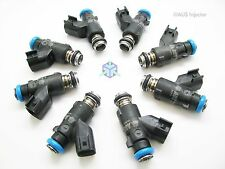 Set of 8 AUS Injectors 320 cc HIGH FLOW fit SILVERADO & SIERRA 2008-13 [x8-0]