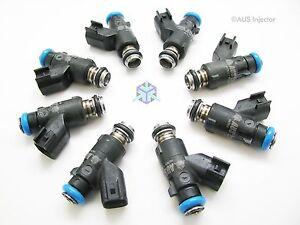 Set of 8 AUS Injectors 1200 cc HIGH FLOW fit SILVERADO & SIERRA 2008-13 [x8-0]