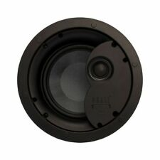 """PhaseTech CI6.0X 6.5"""" 2-way Ceiling Speaker 8Ohm 120W Home Audio In Wall"""