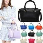 HOT Fashion Handbag Shoulder Bag Tote Purse PU Leather Women Messenger Crossbody