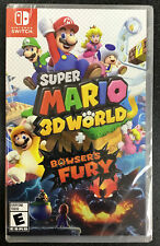 Super Mario 3D World + Bowser's Fury - Nintendo Switch. (52774)
