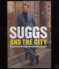 MADNESS - SUGGS & THE CITY - 1ST EDITION HARD BACKED BOOK - EX-LIBRARY - 2 TONE