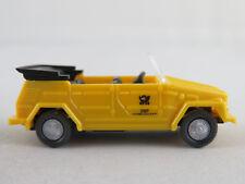 """Wiking 40 VW Typ 181 (1969) """"DBP"""" in gelb 1:87/H0 NEU/unbespielt"""