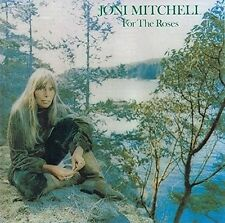 Joni Mitchell For the Roses CD NEW