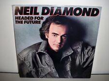 NEIL DIAMOND HEADED FOR THE FUTURE VINYL LP RECORD ALBUM (1986)