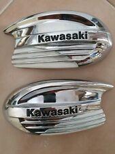 2 x Logo Serbatoio Originale Kawasaki W650 W800