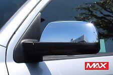 MCTO101 - 2007-2017 Toyota Tundra Chrome Side Mirror Cover w/o Towing Mirror