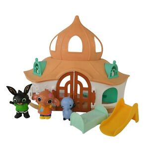 Sula's House Playset With Figures Bing Bunny 100% Complete Rare VGC