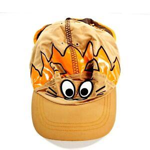 TREADLEY Kids LION Youth Neck Flap Bike Helmet Hat Cap