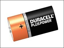 Duracell D Cell Plus Power Batteries Pack of 2 LR20/HP2 DURDK2P