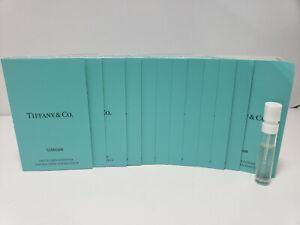 New Tiffany & Co. Intense 1.2 ml vials lot of 12