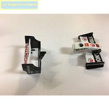 W9362 Scalextric Repuesto delanteras y traseras ala (Honda Racing F1)