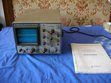 Trio CS-1562A Triggered Sweep Dual-Trace Oscilloscope