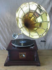 HIS MASTERS VOICE  TRICHTER-GRAMMOPHON