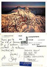 Piemonte - Monte Rosa - Punta Gnifetti (E-L 078)