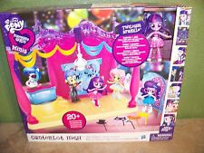 My Little Pony Canterlot High Dance Playset with Twilight Sparkle Doll New