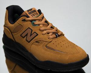 New Balance Numeric 1010 Tiago Lemos Men's Brown Green Lifestyle Skate Sneakers